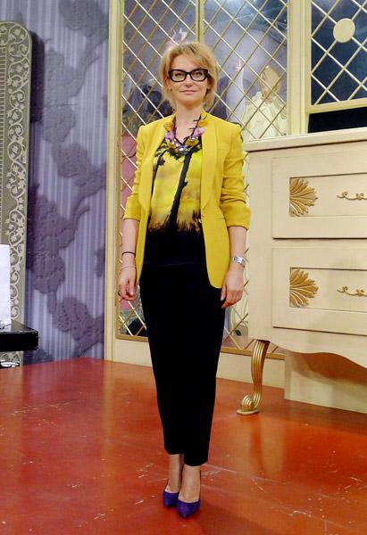 Мода Зима Эвелина Хромченко