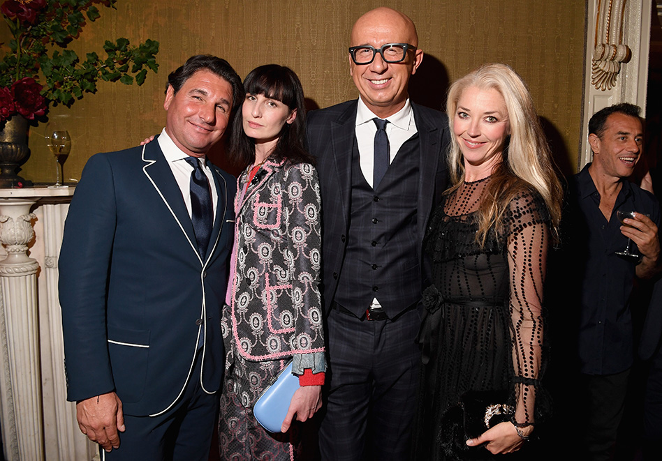 Gucci Hosts a Private Party to Celebrate Resort 2017 Show | Evelina ...