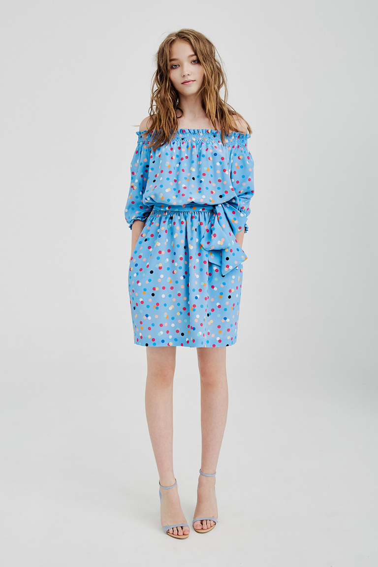 Платья на лето повседневные 2017