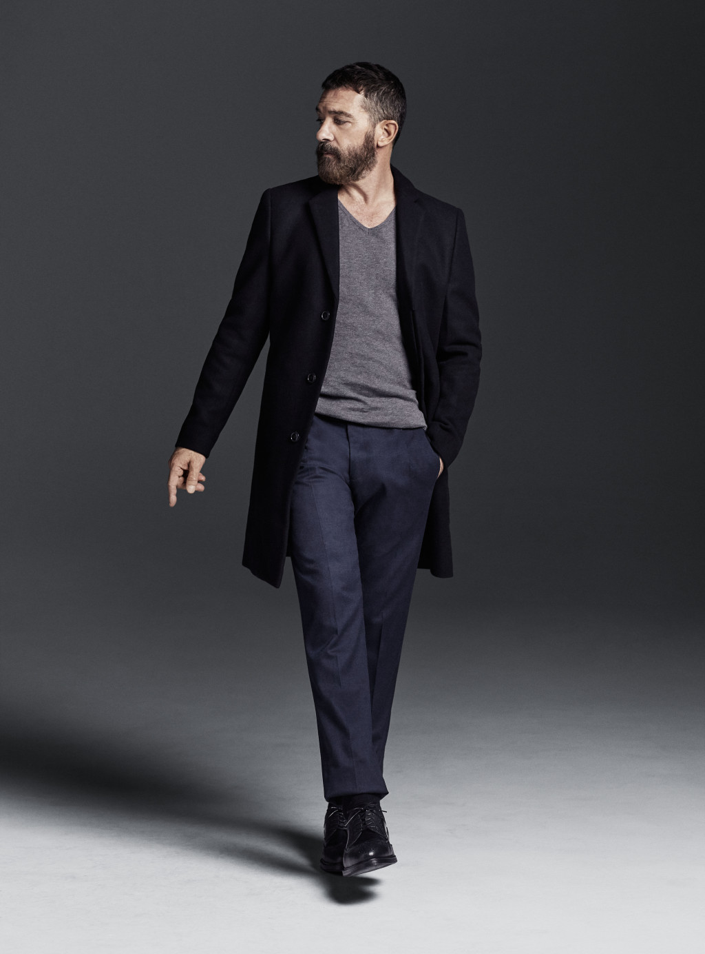 Antonio Banderas Fashion Design